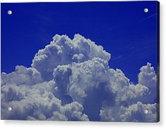 Clouds Acrylic Print by Michael Albright