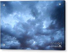 Clouds Over Kansas Acrylic Print