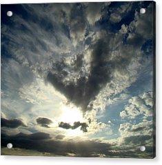 Clouds Two Acrylic Print by Ana Villaronga