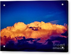 Clouds Vi Acrylic Print