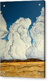 Cloudscape A Acrylic Print
