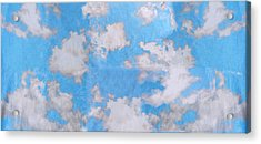 Cloudy Day Acrylic Print by Jane Biven