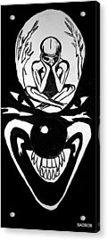 Clowning Acrylic Print