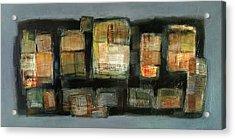 Club Acrylic Print by Behzad Sohrabi