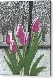C'mon Spring Acrylic Print