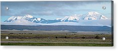 Co State Highway 12 The Highway Of Legends Acrylic Print by James BO Insogna