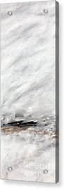 Coast #14 Ocean Landscape Original Fine Art Acrylic On Canvas Acrylic Print