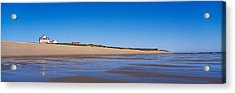 Coast Guard Beach Cape Cod National Acrylic Print by Panoramic Images