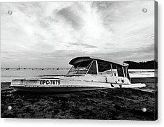 Coast Guardin  Acrylic Print