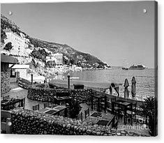 Coast Of Dubrovnik Acrylic Print