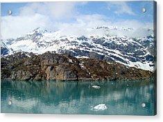 Coastal Beauty Of Alaska 5 Acrylic Print