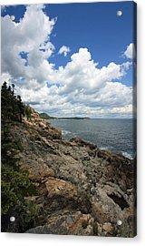 Coastal Acrylic Print
