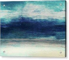 Coastal Escape 2- Art By Linda Woods Acrylic Print