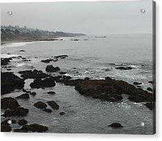 Coastal Fog Acrylic Print