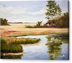 Coastal Harmony Acrylic Print