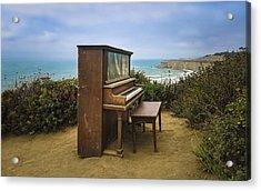 Coastal Keys Acrylic Print