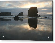 Acrylic Print featuring the photograph Coastal Light by Dylan Punke