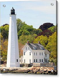 Coastal Lighthouse-c Acrylic Print