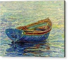 Coastal Lullaby Acrylic Print