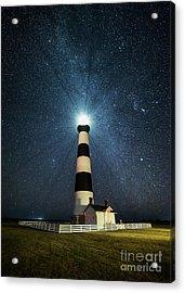 Coastal Nights Acrylic Print