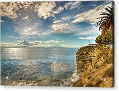Coastal Ocean View Acrylic Print