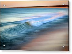 Coastal Ocean Wave Acrylic Print