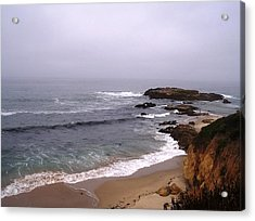 Coastal Scene 5 Acrylic Print by Pharris Art