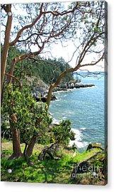Coastal Shores Acrylic Print