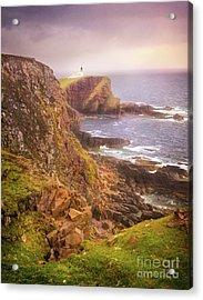 Acrylic Print featuring the photograph Coastal Walks IIi by Maciej Markiewicz
