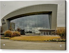 Acrylic Print featuring the photograph Cobb Center by Kim Wilson