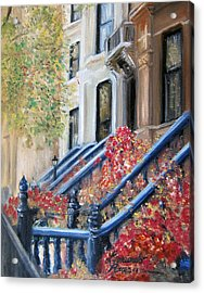 Cobble Hill Acrylic Print