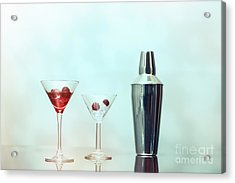 Cocktail Bar Acrylic Print
