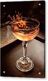 Cocktail Dazzle Acrylic Print