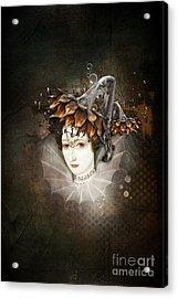 C.o.c.o.a Acrylic Print by Monique Hierck