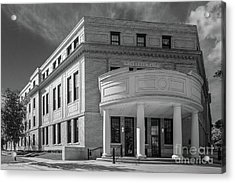 Coe College Voorhees Hall Acrylic Print by University Icons
