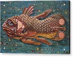 Coelacanth Acrylic Print