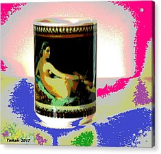 Coffee, Please By Taikan Acrylic Print