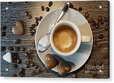 Coffee #1 Acrylic Print