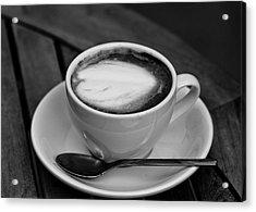 Coffee 4 Acrylic Print by Edward Myers