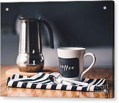 Coffee #5  Acrylic Print