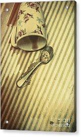 Coffee Break Up Acrylic Print by Jorgo Photography - Wall Art Gallery
