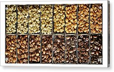 Coffee Roasting Acrylic Print