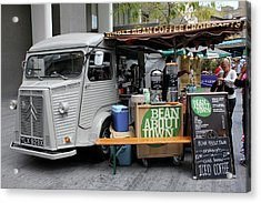 Coffee Truck Acrylic Print by Christin Brodie