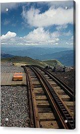 Cog Railway Stop Acrylic Print