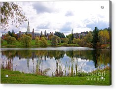 Colby College  Acrylic Print