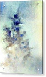Cold Acrylic Print