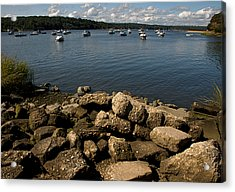 Cold Spring Harbor Acrylic Print