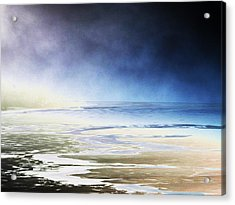 Acrylic Print featuring the photograph Cold by Steven Huszar