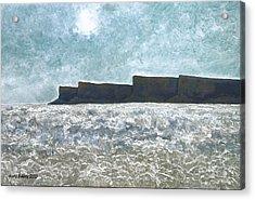Cold Weather Acrylic Print