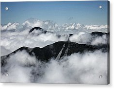 Colden And Marcy From Algonquin Acrylic Print